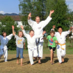 Karate macht spass
